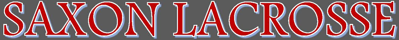Saxon Lacrosse